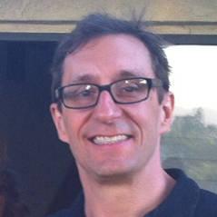 Donald Olson headshot