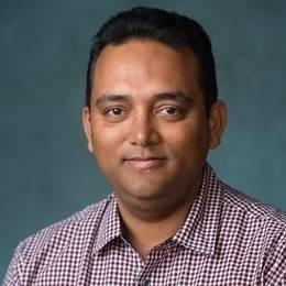 Pankaj Trivedi headshot