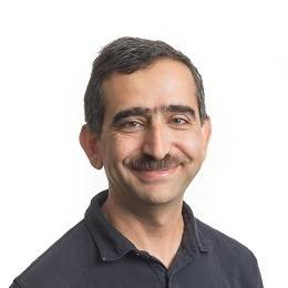 Zaid Abdo headshot